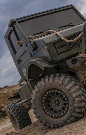 L'Unimog, un véhicule 4x4 pour tous les terrains !